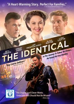 Now on DVD/Blu-ray! Checkout the movie The Identical on Christian Film Database: http://www.christianfilmdatabase.com/review/identical/