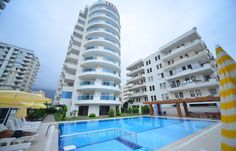 For sale real estate which is located in Mahmutlar and suitable price.