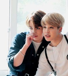 Jikook~~ //// Jungkook is the youngest, so why does he always act the roodest?!! -_-