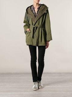 Isabel Marant Étoile Hooded Jacket - Smets - Farfetch.com