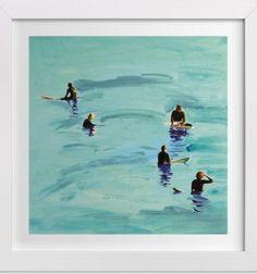 Salt & Soul Lifestyle Blog // Elizabeth Lawson Design // Waiting, Malibu 2012