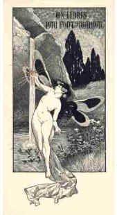 Ex Libris//Bookplates: Alexander de Riquer