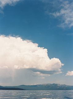 It rained all day around Lake Tahoe - but graciously spared the bridal event;)     Photography by coopercarras.com