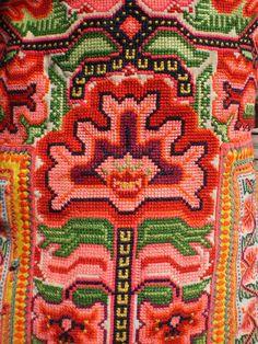 Hmong Hilltribe Vintage