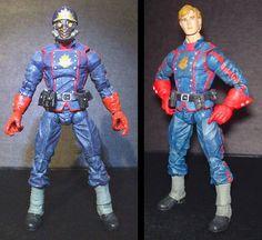 Star-Lord (Marvel Legends) Custom Action Figure