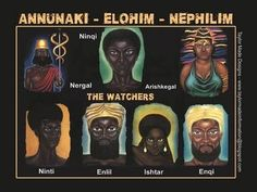 Annunaki Nephilim Ancient Astronauts, This is really worth watching :)
