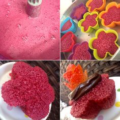 Muffin Red Velvet   By Marina