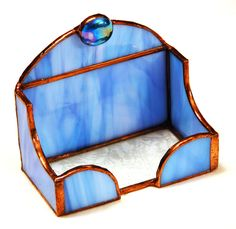 Stained Glass CardHolders / Blue Nugget Arch.jpg