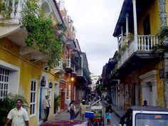 Cartagena de Indias ciudad colonial numero 1 de las Americas