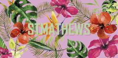 STMATHEWS Portada Gafas de Sol #ST.MATHEWS
