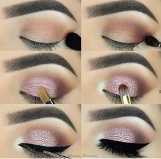 Make up tutorial Make up tutorial Related posts: Tutorial – Koreanische Augen Make-up Tutorial natürliches Aussehen Halo Eyeshadow Makeup Brushes Pink outside Kim Kardashian Natural Makeup Tutorial her Makeup Re… Makeup Hacks, Makeup Goals, Makeup Inspo, Makeup Tips, Hair Makeup, Makeup Ideas, Makeup Geek, Makeup Inspiration, Steps To Makeup