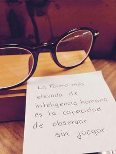 #inteligencia #nojuzgar