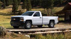 NEW 2014 CHEVROLET SILVERADO 1500 REGULAR CAB LONG BOX 4-WHEEL DRIVE WORK TRUCK W/1WT