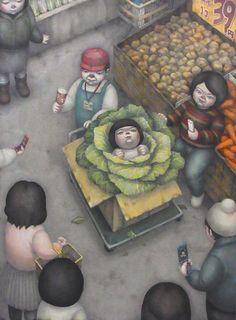 Image result for MIKI KOBAYASHI art