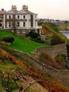 House on the Howth Cliff, Ireland Copyright: Wojciech Kalita