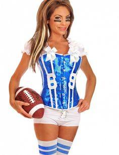 Sexy Football Player Halloween Costumes