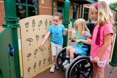 7 Principles of Inclusive Playground Design