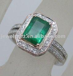 Emerald Jewelry -Genuine Colombian Emerald jewelry – YouTube