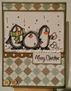 Bugaboo - Winter penguin trio