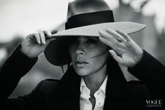 Vogue Alemanha - Victoria Beckham