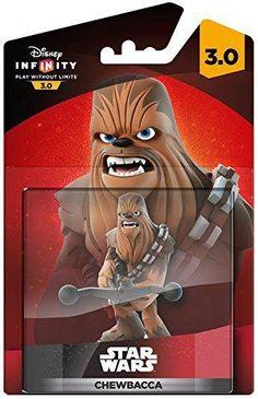 Figurine 'Disney Infinity' 3.0 - Chewbacca Disney http://www.amazon.fr/dp/B00ZWLKUY8/ref=cm_sw_r_pi_dp_xKTxwb1BC3QQ2
