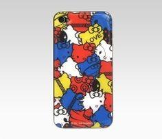 Hello Kitty iPhone 4 case....$65 @Sanrio.com
