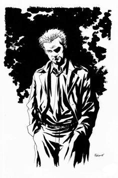 Constantine by Mike McKone *