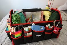 So Smart: 4 Alternate Uses for an Inexpensive Tool Tote
