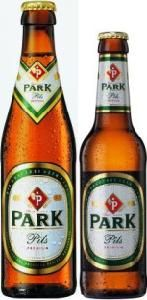 Park Pils - What I drink when I am in Germany!