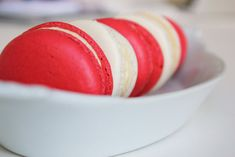 Another Basic French Macaron Recipe - If I make these I think I would spring for the actual macaron pan