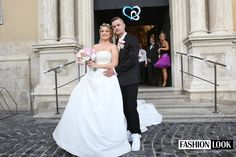 Dominika Mirgová  a jej veľký deň #fashionlook #svadba #wedding