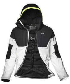 Our new innovative Icon ski jacket offers a sophisticated design filled with new technologies and features. This insulated ski jacket features the highly innovative H²Flow™ system turbocharging mechanical venting is developed with leading engineers and do Helly Hansen, Nike Jacket, Rain Jacket, Red Dot Design, Star Wars Kids, Skiing, Sportswear, Windbreaker, Gifs
