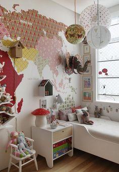 decoração de quarto infantil…