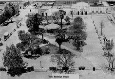 Plaza civica de Villa Hidalgo Jalisco Mexico