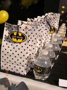 Batman Birthday Party Ideas | Photo 5 of 29 | Catch My Party