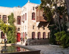 Aleppo – Old Houses