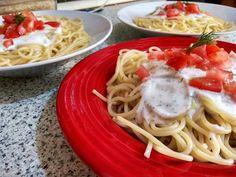 Spaghetti, Pizza, Ethnic Recipes, Food, Meal, Essen, Noodle