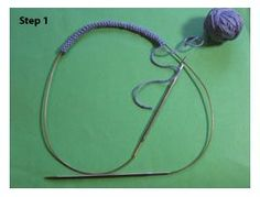 Excellent tutorial for the Magic Loop technique for circular knitting.