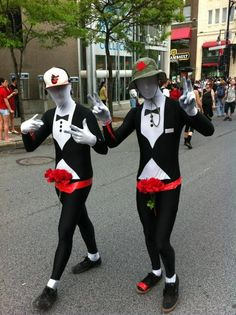 Morphsuits are a must for student led protests! ‪#22mai‬ ‪#ggi‬ ‪#loi78‬ ‪#non1625‬ ‪#manifencours‬ ‪#assnat‬ ‪#montreal‬ ‪#quebec‬ pic.twitter.com/0RrmenZq