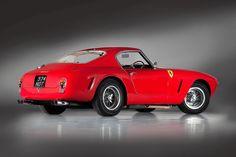 1960-62 Ferrari 250 GT Berlinetta Passo Corto Lusso