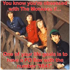 The Monkees Memes David Jones Mike Nesmith Peter Tork Micky Dolenz 1960's Clean Humor Funny Memes