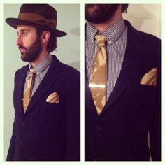 Sand Camo necktie