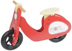 Masterkidz Balance Scooter red >>> Learn more by visiting the image link.