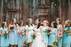DIY Rustic Southern Wedding by Shipra Panosian - Bridal Musings Wedding Blog