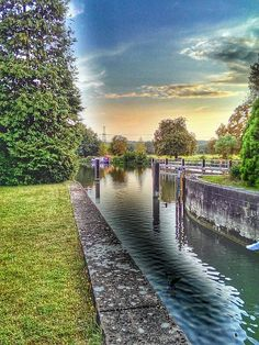 Oxford Locks
