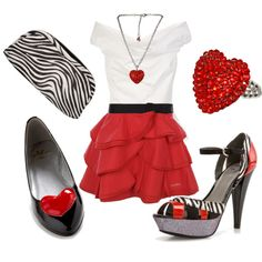 Date Night/Valentines Day, created by lizzie-boyette on Polyvore