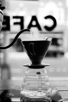 The Pour-Over Method Makes the Perfect Cup of Coffee