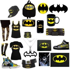 """Batman"" by captaincold ❤ liked on Polyvore"