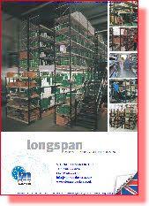 Longspan Shelving System