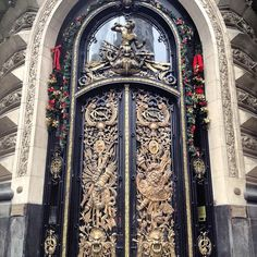 Buenos Aires, Argentina — by Very Hungry Traveller. The architecture in Buenos Aires is marvelously eclectic. From ornate majestic doors like these, to sleek and modern,...